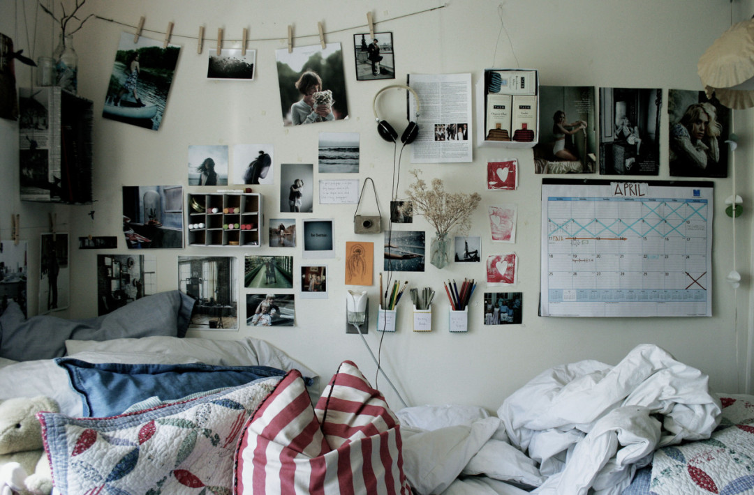 Interior design make your dorm room the best place ever for Places to get room decor