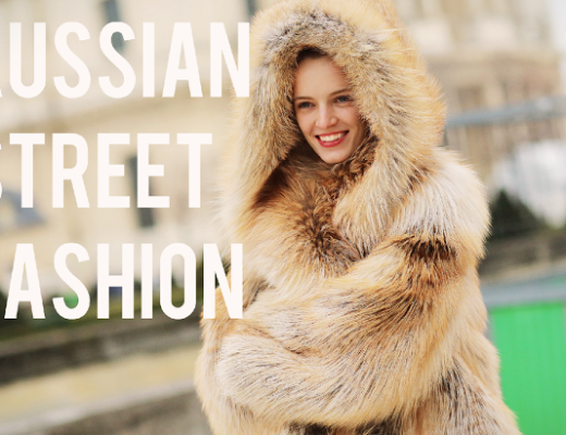 Russian Street Fashion
