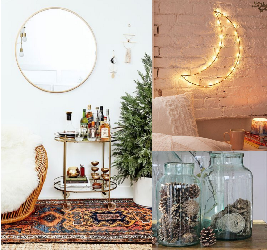 Eclectic Holiday Design