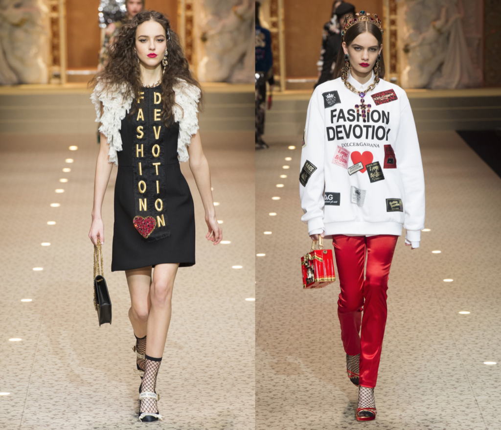 Milan Fashion Week | Dolce & Gabbana