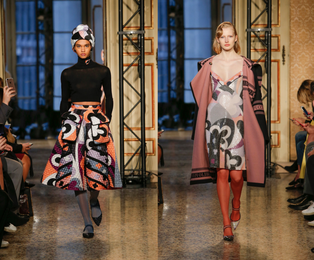 Milan Fashion Week | Emilio Pucci